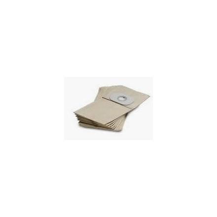 Popieriniai filtrų maišeliai T191 10 vnt. Karcher