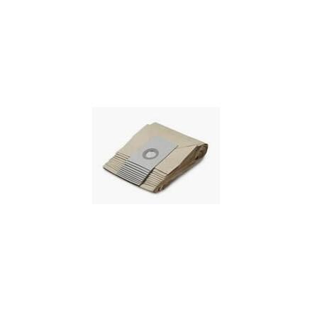 Popieriniai filtrų maišeliai NT 351 5vnt. Karcher