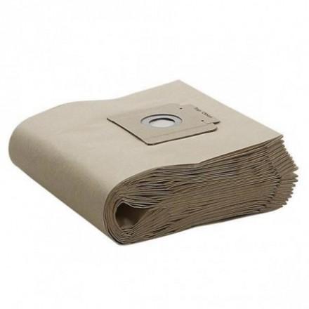 Popieriniai filtrų maišeliai T15/1T17/1 10 vnt. Karcher