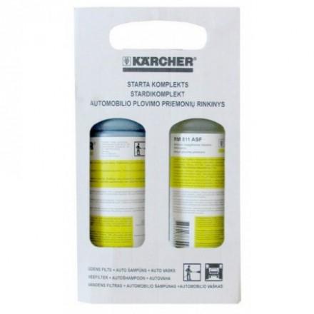 Plovimo priemonių rinkinys Karcher