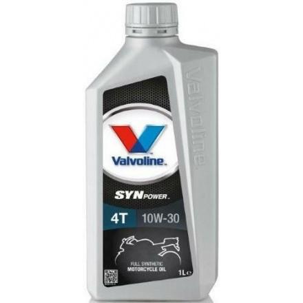 VALVOLINE Alyva Synpower 4T 10W/30 Varikliams 1 l 4T 10W/30