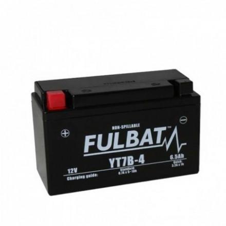 FULBAT  Akumuliatorius 6.8 Ah 85 A EN 12V YT7B-4