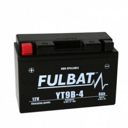 FULBAT  Akumuliatorius 8.4 Ah 115 A EN 12V YT9B-4