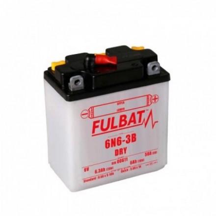 FULBAT  Akumuliatorius 6.3 Ah 50 A EN 6V 6N6-3B