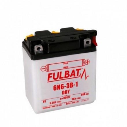 FULBAT  Akumuliatorius 6.3 Ah 50 A EN 6V 6N6-3B-1