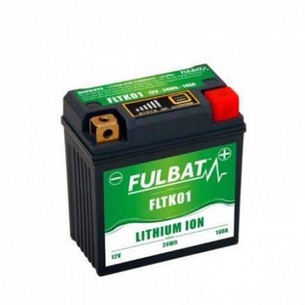 FULBAT  Akumuliatorius 24.0Wh 120 A EN 12V FLTK01