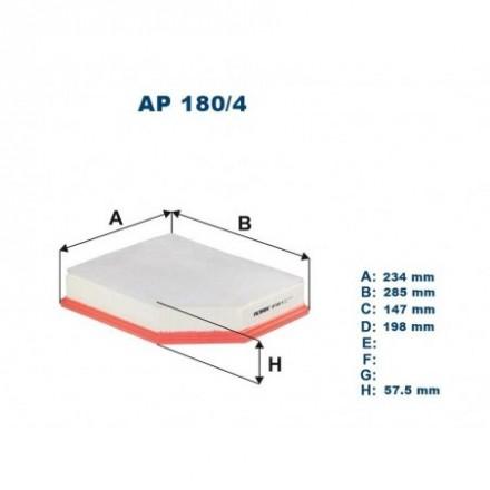 FILTRON Oro filtras AP180/4