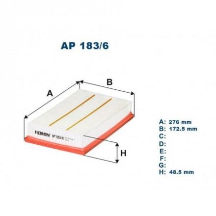 FILTRON Oro filtras AP183/6
