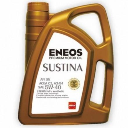 ENEOS Alyva Eneos Sustina 5W/40 Sintetinė Varikliams 4 l 5W40 SUST 4