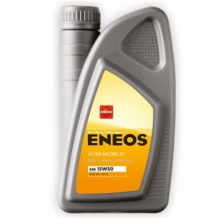 ENEOS Alyva Eneos Ultra Racing 4T 15W/50 Sintetinė Varikliams 1 l 15W50 4T 1