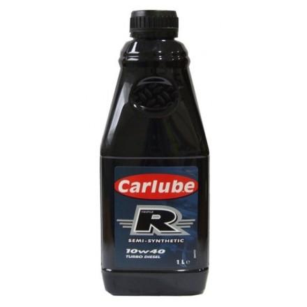 CARLUBE  TRIPLE R CARLUBE alyva 10W/40 Varikliams 1 l XSW001 10W40 1L