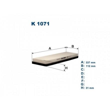 FILTRON Salono filtras K1071
