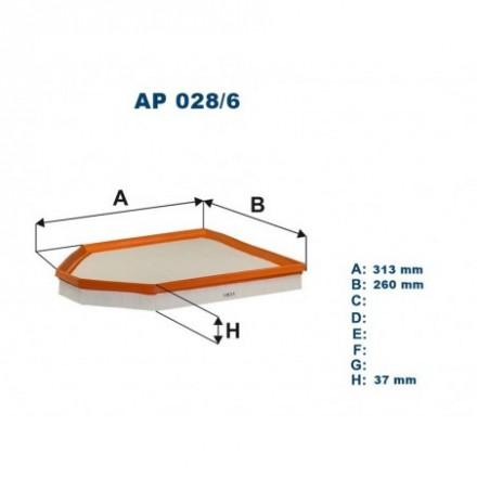 FILTRON Oro filtras AP028/6