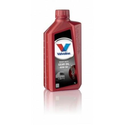 Transmisijos alyva HD GEAR OIL 80W90 1L, Valvoline