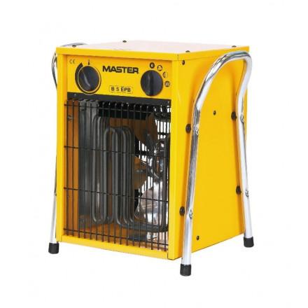 Elektrinis šildytuvas B 5 EPB 5 kW 400V, Master