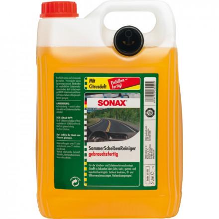 Citrinų kvapo langų plovimo skystis 5l SONAX