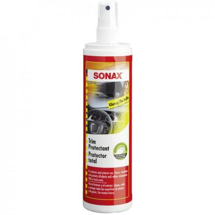 Blizgi plastikinių dalių priežiūros priemonė 300 ml SONAX
