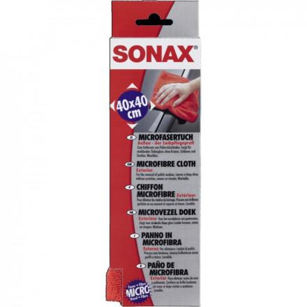Mikropluošto servetėlė išorei SONAX