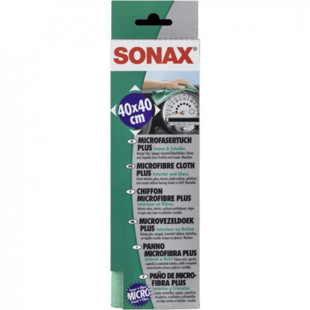 Mikropluošto servetėlė vidui SONAX