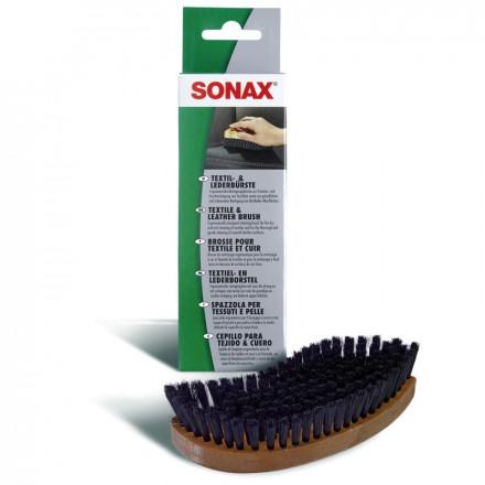 Šepetys odos ir tekstilės valymui SONAX