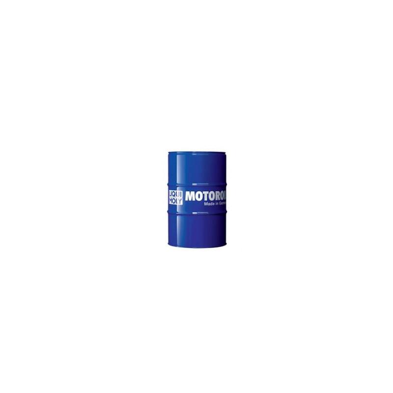 Pusiau sintetinė variklinė alyva su MoS2 SAE 10 W-40 – 205 l MOS2-LEICHTLAUF