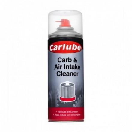 "CARPLAN CARLUBE Karbiuratoriaus valiklis ""Carb/Air Intake Clnr""400ml CCA412"
