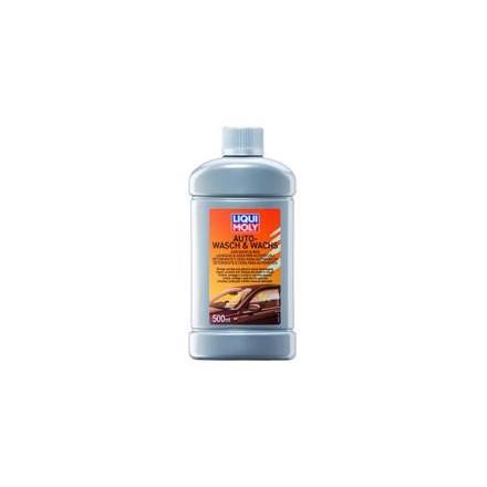 Automobilinis šampūnas su vašku Auto-Wasch & Wachs 500ml