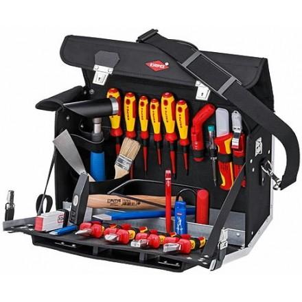 Elektriko įrankių rinkinys krepšyje 23 vnt. Knipex