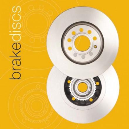 NATIONAL AUTO PARTS Stabdžių diskas NBD035