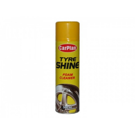 CARPLAN Padangų valiklis Tyre Shine 500 ml CTS500