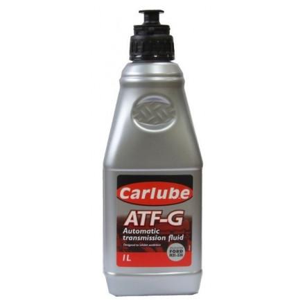 CARLUBE ATF-G 1L CARLUBE alyva Mineralinė Automatinei pavarai 1 l XTF011