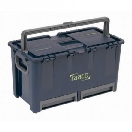 Įrankių dėžė Compact 47 mėlyna Raaco
