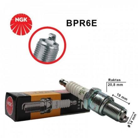NGK NGK žvakė 2268 N02 BPR6E V-LINE