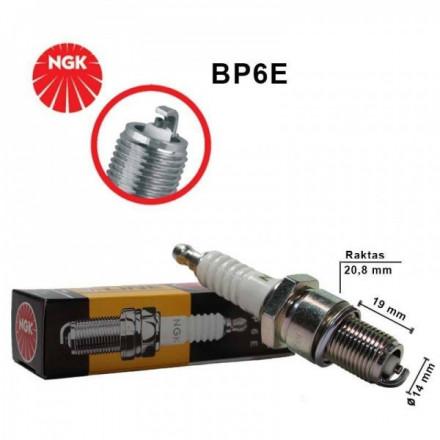 NGK NGK žvakė 5637 N04 BP6E V-LINE