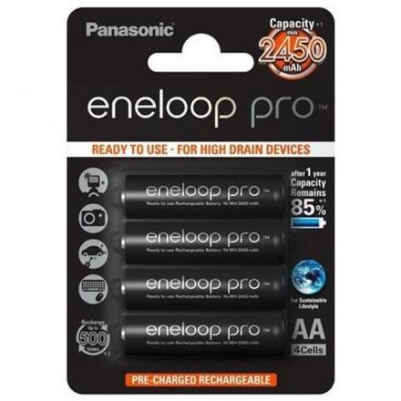 Akum. Eneloop Pro HR6 2450 mAh (AA)