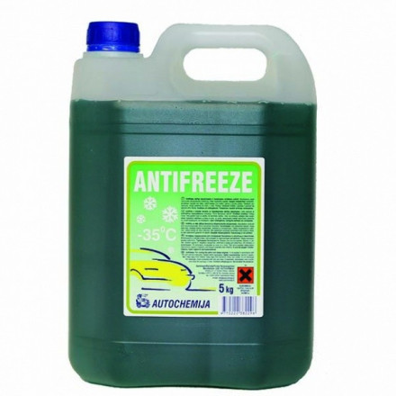 ELITE FORMULA Antifrizas žalias -35°C 5l AAA05