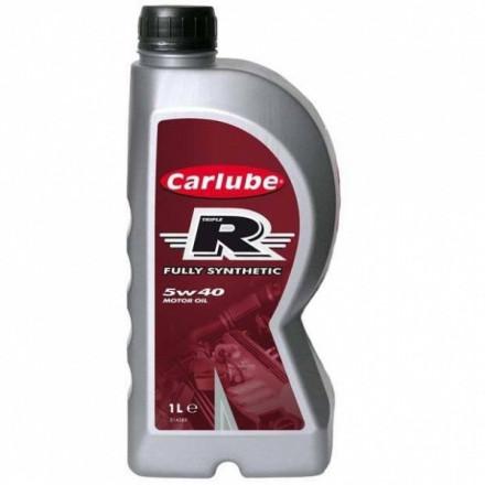 CARLUBE TRIPLE R alyva 5W/40 Sintetinė Varikliams 1 l XGF010
