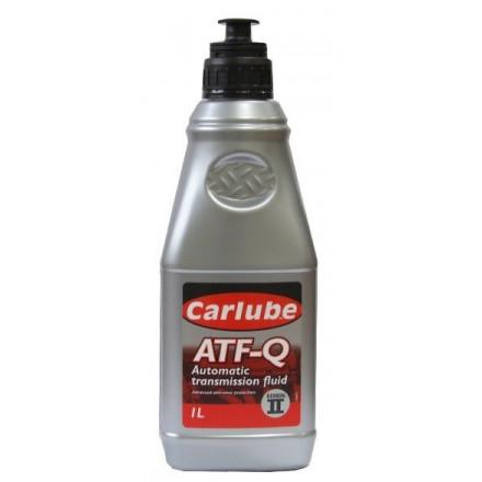 CARLUBE DEXRON II 1L CARLUBE alyva ATF-Q9(Dexron-II) Mineralinė Mechaninei pavarai 1 l XAT011
