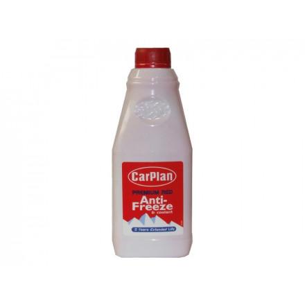 CARPLAN Antifrizo koncentratas raudonas (-72°C) 1l FSA001