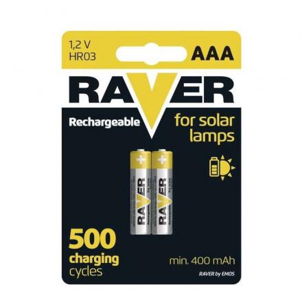 Akum. Raver HR03 400 mAh (AAA)