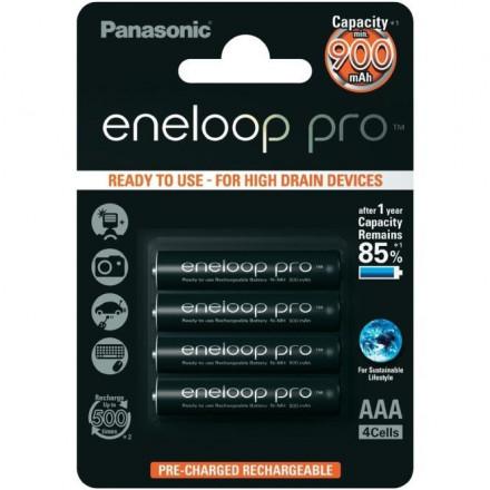 Akum. Eneloop Pro HR03 900 mAh (AAA)