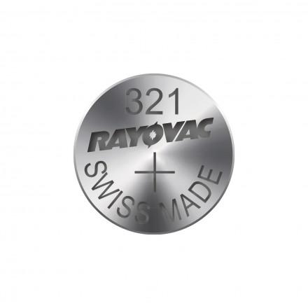 RAYOVAC 321 (SR65) -C10