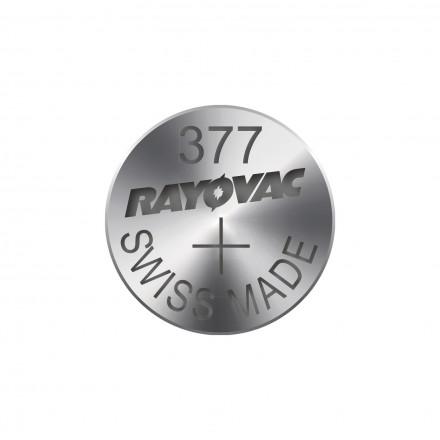 RAYOVAC 377 (SR66, SR626, AG4) -C10