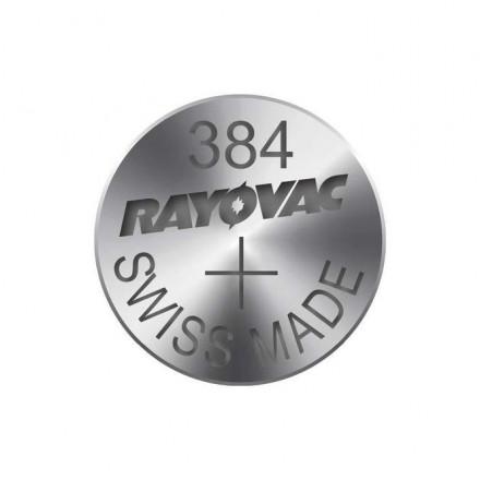 RAYOVAC 384 (SR41, SR376) -C10