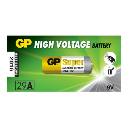 GP 29A (9 V)
