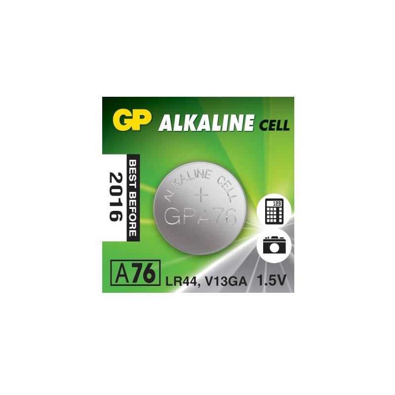 GP A76 (LR44, AG13)