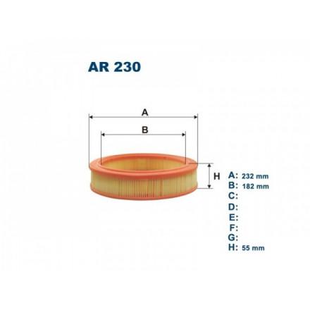 FILTRON Oro filtras AR230