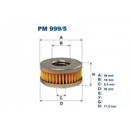 FILTRON Filtras dujinei įrangai Stefaneli PM999/5