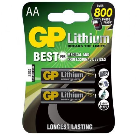 GP Litium FR6 (AAA)