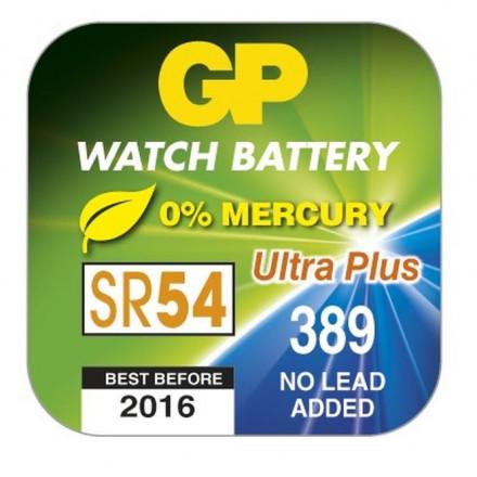 GP 389 (SR54, AG10)